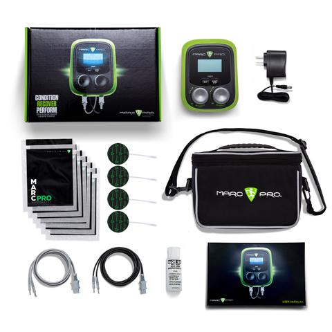 Marc Pro Electrical Muscle Stimulator full kit