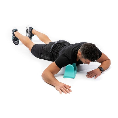 Pso-Rite Psoas Muscle Release and Self Massage Tool use position 7
