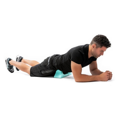 Pso-Rite Psoas Muscle Release and Self Massage Tool use position 1