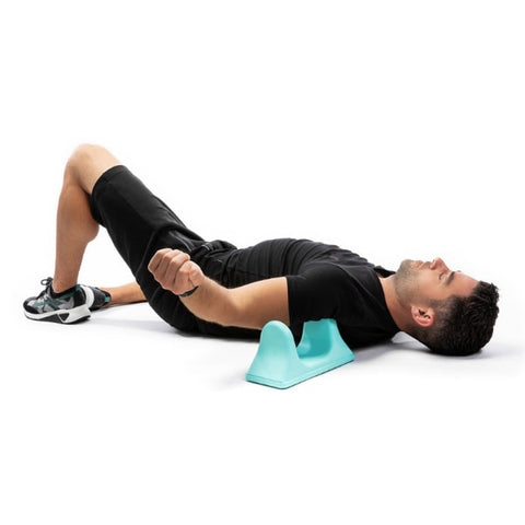 Pso-Rite Psoas Muscle Release and Self Massage Tool use position 4