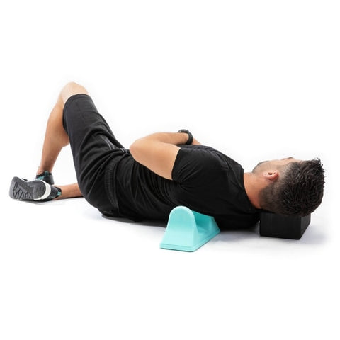 Pso-Rite Psoas Muscle Release and Self Massage Tool use position 5