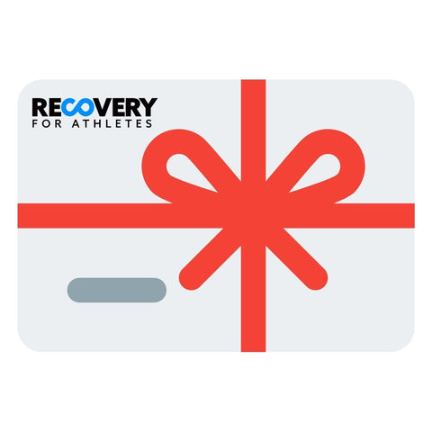 Recovery For Athletes Gift Card
