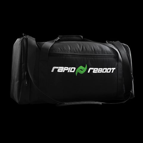Rapid Reboot Duffel Bag 3D View