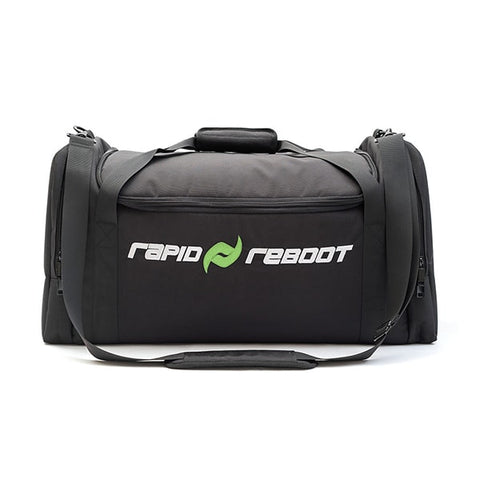 Rapid Reboot Duffel Bag Front View