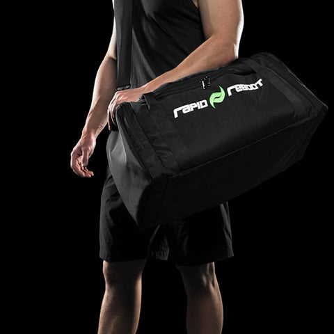 Rapid Reboot Duffel Bag With Model