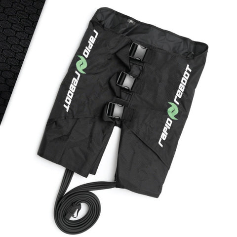 Rapid Reboot Lower Body Compression Boot Recovery Package hit attachment