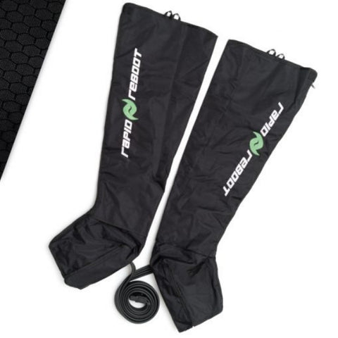 Rapid Reboot Lower Body Compression Boot Recovery Package boot attachments