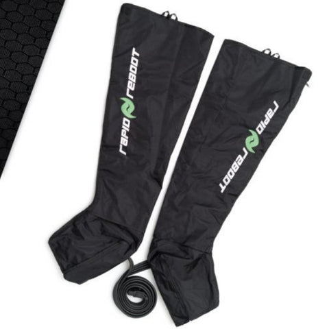 Rapid Reboot Full Body Compression Boot Recovery Package boot attachements