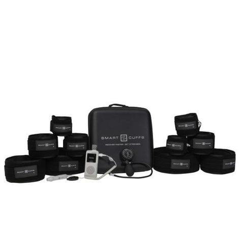 Smart Tools Blood Flow Restriction Smart Cuffs Package Clinical Set