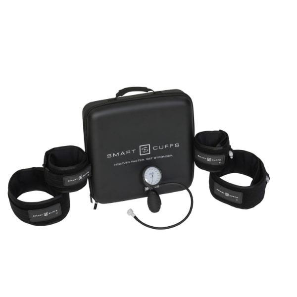 Smart Tools Blood Flow Restriction Smart Cuffs - Recoveryforathletes