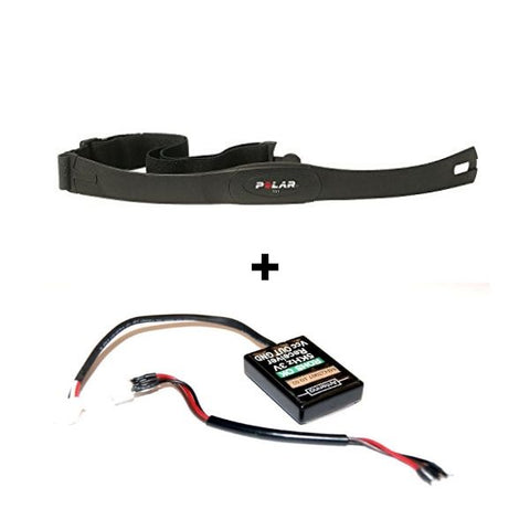First Degree Fitness Heart Rate Receiver Kit