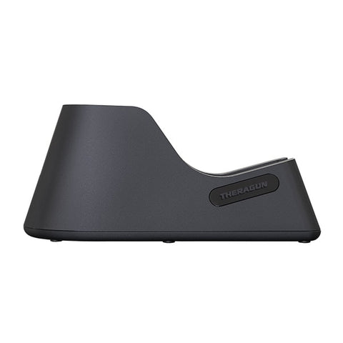 TheraGun G3Pro Charging Stand Side View