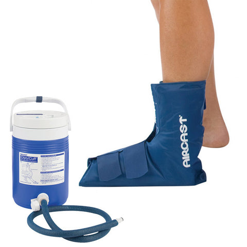 AirCast CryoCuff Cold Compression System ankle