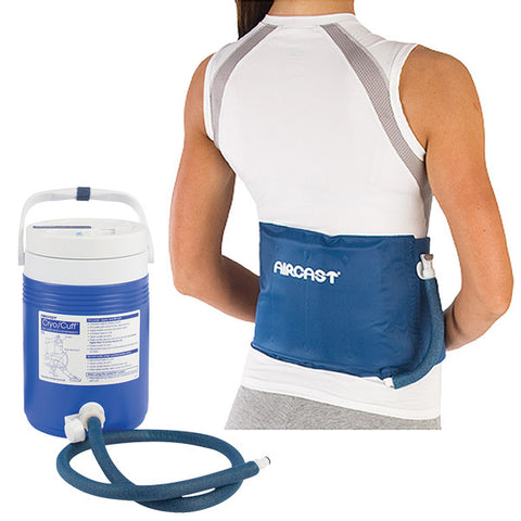 AirCast CryoCuff Cold Compression System back/hip/rib
