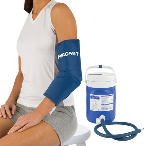 AirCast CryoCuff Cold Compression System elbow