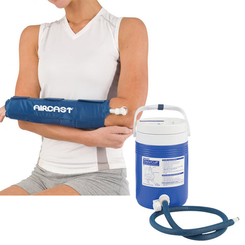 AirCast CryoCuff Cold Compression System wrist/hand