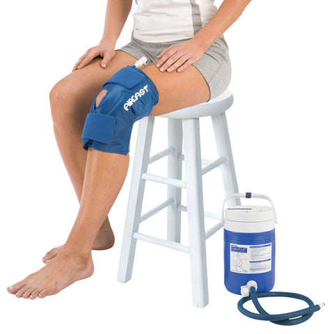 AirCast CryoCuff Cold Compression System knee
