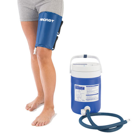 AirCast CryoCuff Cold Compression System thigh