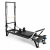 Image of Elina Pilates Aluminum Reformer with Tower