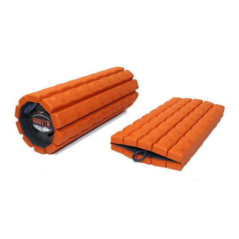Brazyn Morph Collapsible Foam Roller sunset smooth