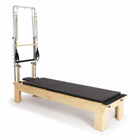 Elina Pilates Physio Wood Reformer with Tower