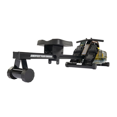 First Degree Fitness Newport AR Plus Rowing Machine Black