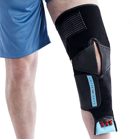 Game Ready Knee Ice Machine Cold & Compression Package knee wrap articulated
