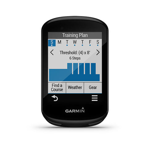Garmin Edge 830 Mountain Bike Bundle