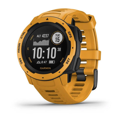 Garmin Instinct Smartwatch sunburst