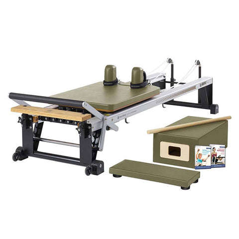 Merrithew Pilates At Home Pro Reformer Package Artichoke