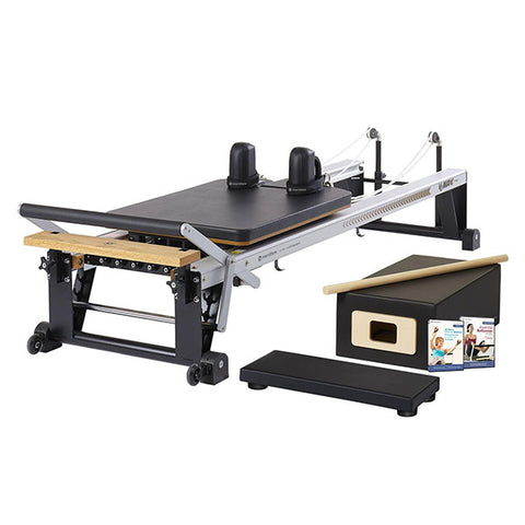 Merrithew Pilates At Home Pro Reformer Package black