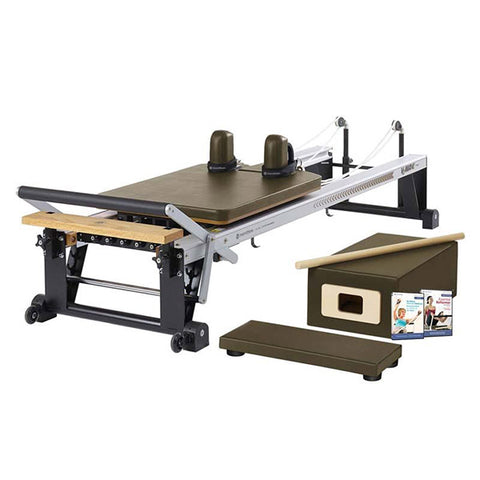 Merrithew Pilates At Home Pro Reformer Package bronze