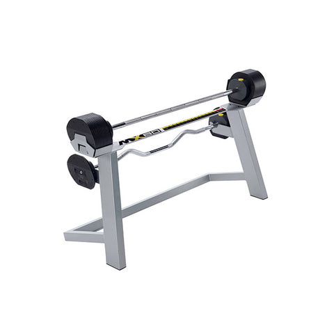 MX Select MX80 Adjustable Barbell and EZ Curl System