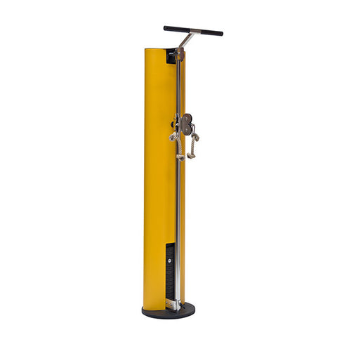 NOHrD SlimBeam Cable Machine yellow