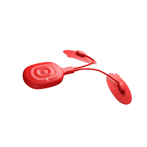 PowerDot 2.0 Smart Muscle Stimulator red stimulator