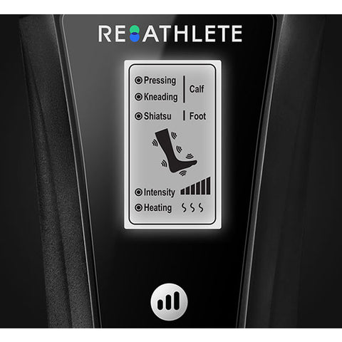 ReAthlete Air-C +Heat Full Leg Compression Massager