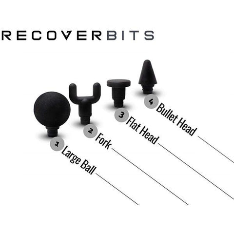 RecoveryPro Percussive Massager RecoveryBits