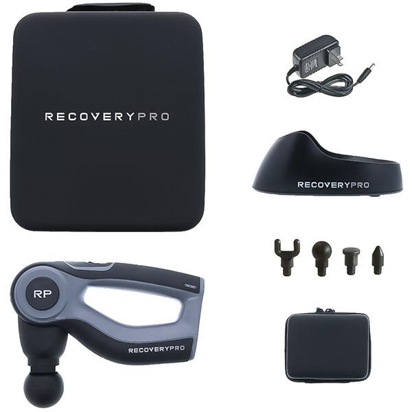 RecoveryPro Deep Tissue Cordless Percussive Therapy Massager