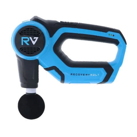 RecoveryVolt Percussion Massager Blue