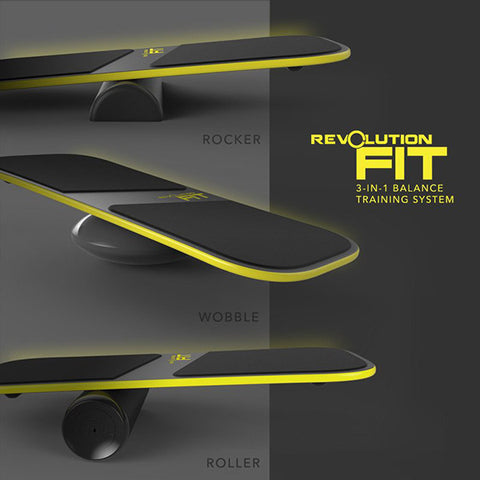 Revolution Fit Balance Board