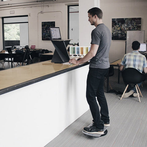 Revolution Focus Standing Desk Balance Board