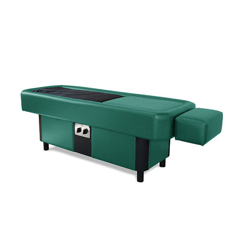 Sidmar ComfortWave S10 HydroMassage Table Forest Green