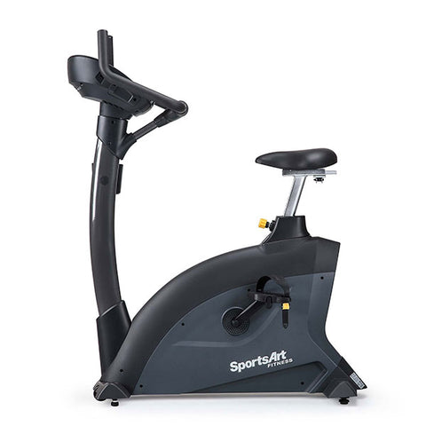 SportsArt C535U Upright Cycle