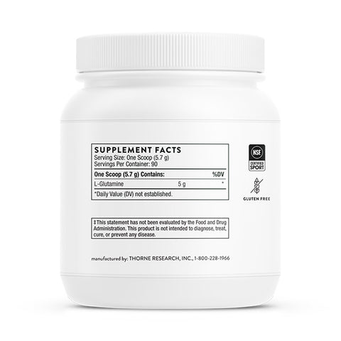 Thorne L-Glutamine Powder