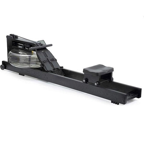 WaterRower All Black Rowing Machine with S4 Monitor