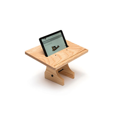 WaterRower Laptop/Tablet Stand with tablet