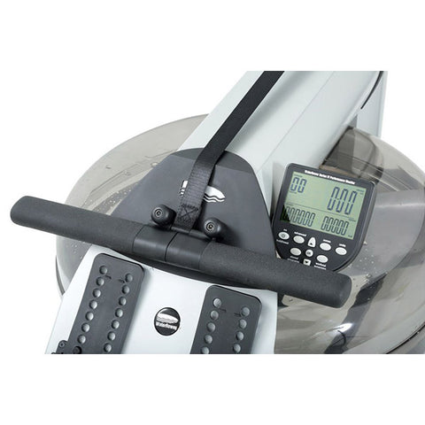 WaterRower M1 HiRise Rowing Machine with S4 Monitor handle