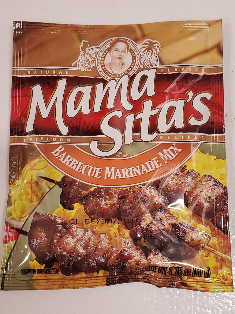 Mama Sita Barbeque Marinade Mix
