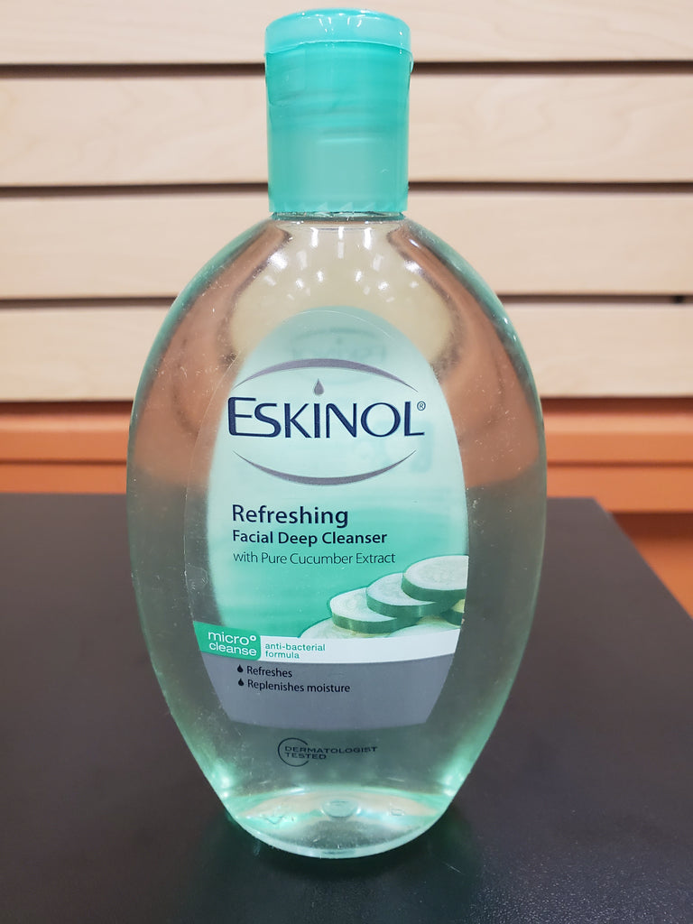Eskinol with Cucumber