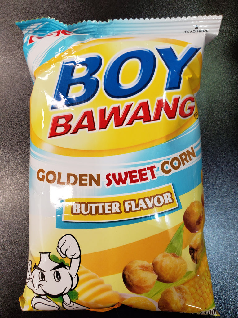 KSK Boy Bawang Sweet Corn Cornick 3.54oz